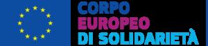 Logo Corpo Europeo di Solidarietà