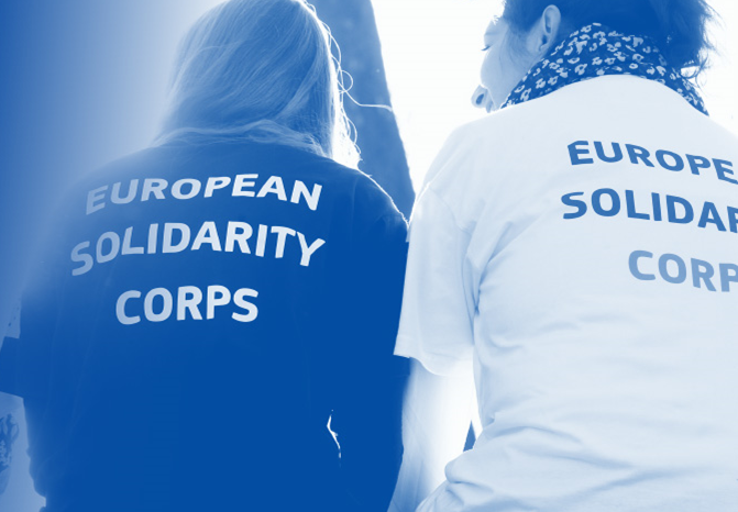 L'Italia: prima scelta dei giovani del Corpo Europeo di Solidarietà