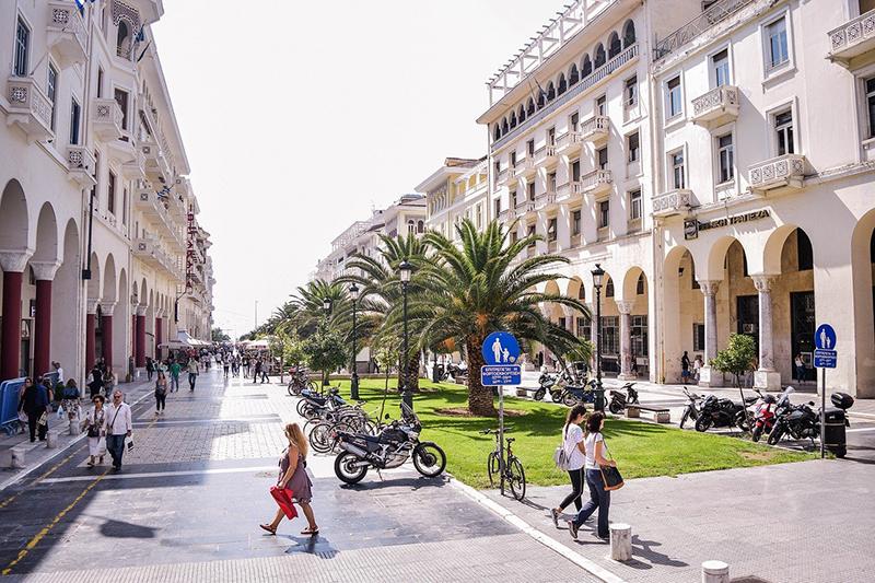 Corpo Europeo di Solidarietà a Salonicco per il Thessaloniki International LGBTIQ Film Festival - MOH 2