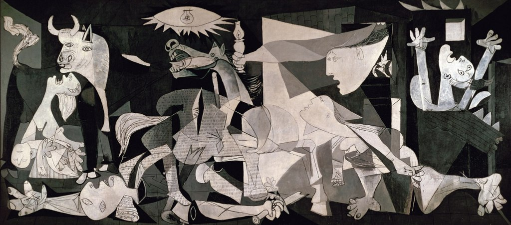 Arte come forma di inclusione sociale - Guernica - Picasso - Associazione Socioculturale MOH