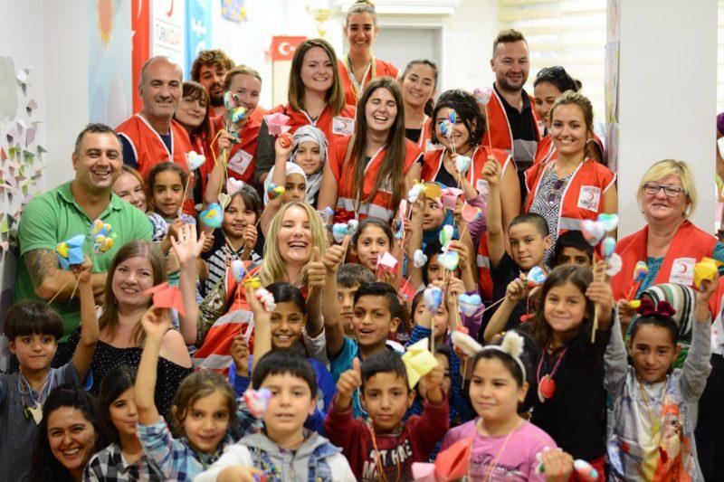 Corpo Europeo di Solidarietà - Ankara - MOH Bari - Associazione di supporto