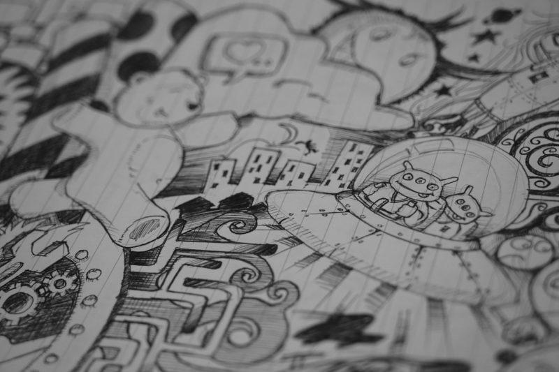 Mediazione artistica - Fumetto - MOH Associazione Bari2