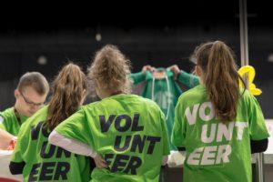 Corpo Europeo di Solidarietà in Polonia in un centro di volontariato