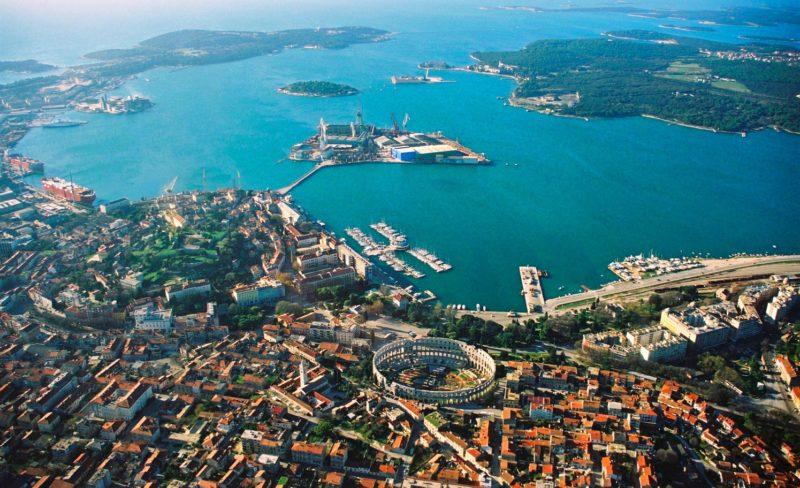 Pula Croazia