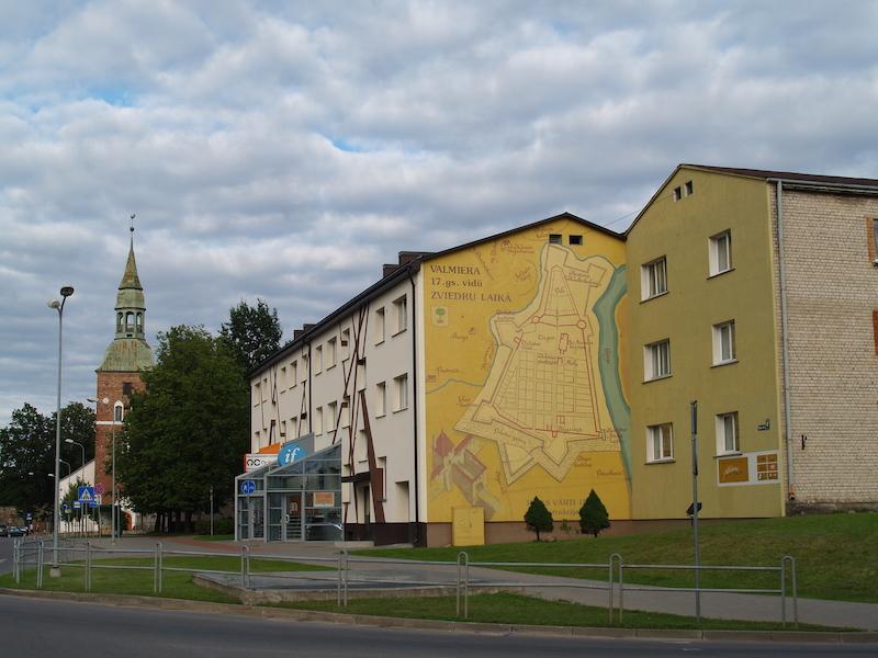 ESC in Fablab - Lettonia - Valmiera - MOH Bari