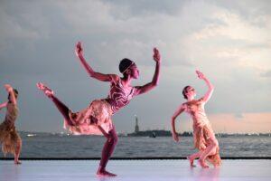 Corpo Europeo di Solidarietà a Brema, in Germania: video-making per film di danza