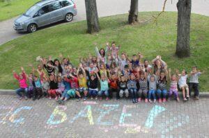 Corpo Europeo di Solidarietà in un centro giovanile in Lettonia