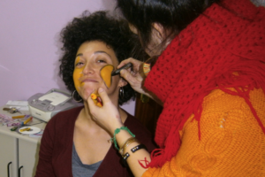 Corpo Europeo di Solidarietà in Spagna: attività artistiche e culturali per persone con disabilità