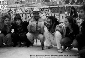 """2 progetti short-term di Corpo Europeo di Solidarietà a Barcellona in un festival sociale """"Tudanzas"""": 2 mesi o 20 giorni"""