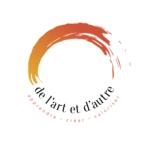 De l'art et d'autre logo