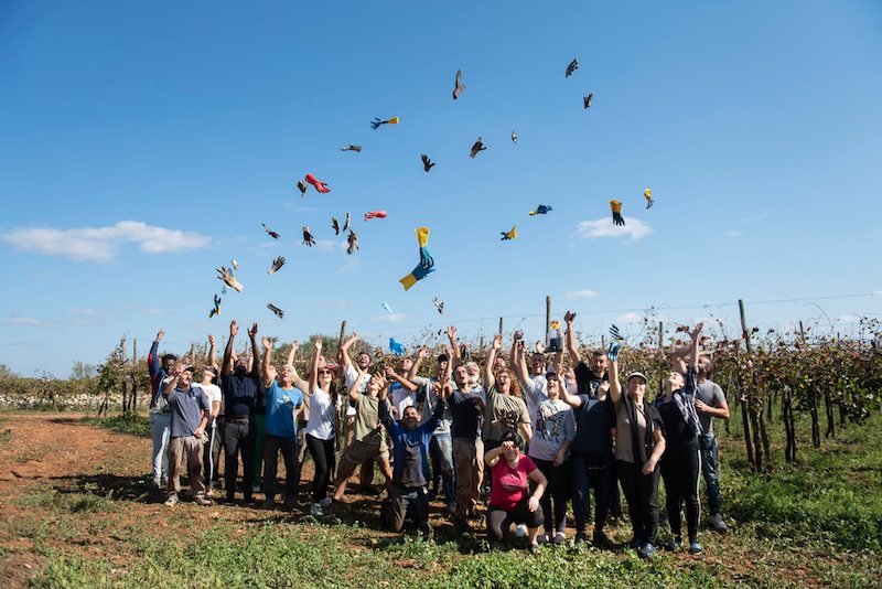 ESC project in italy xfarm