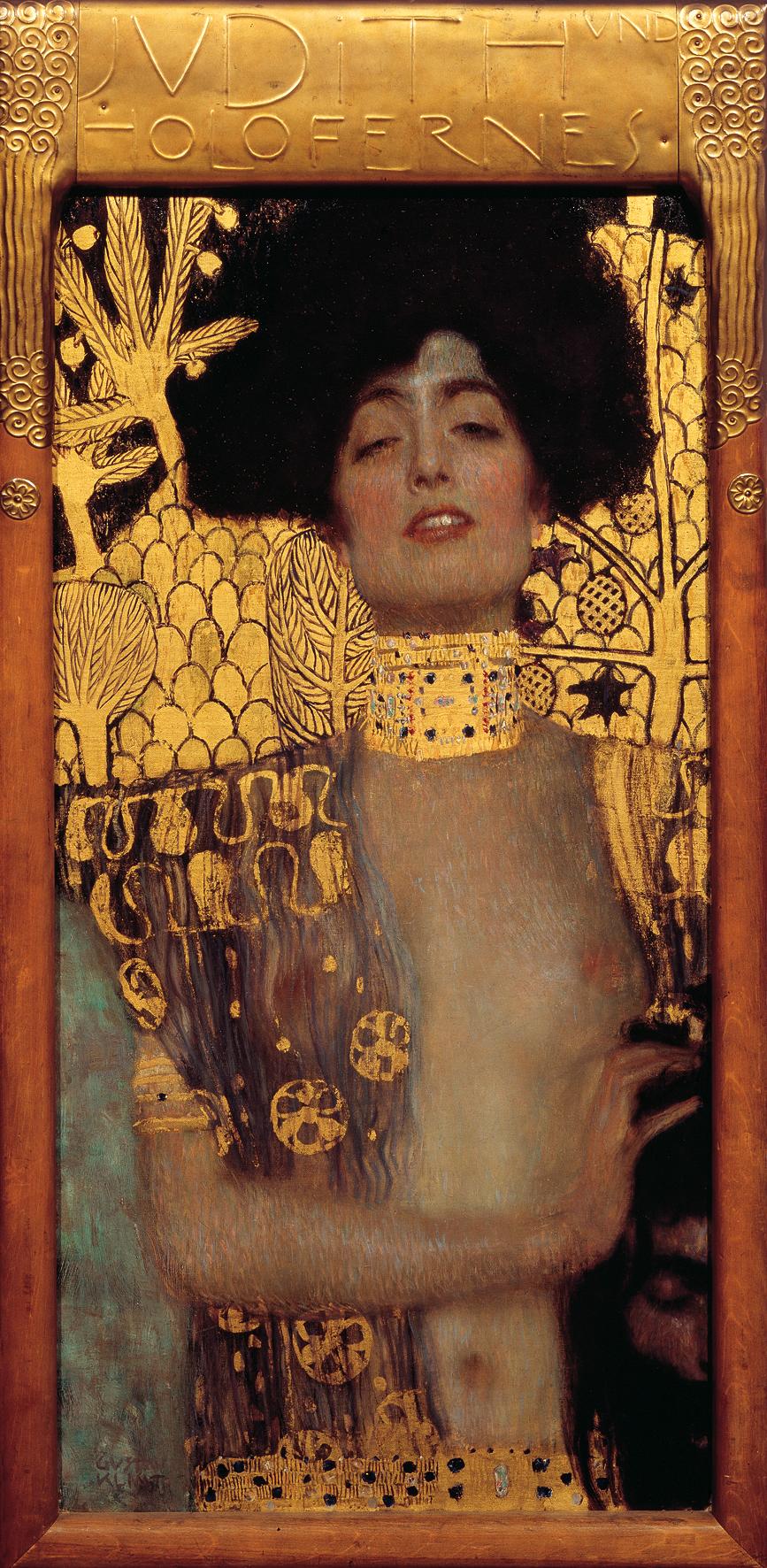 Gustav Klimt - Giuditta
